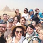 cesta do Káhiry - taneční pobyt