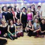 cesta do Káhiry - seminář orientálního tance